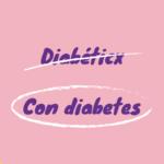 """Si tú no eres un """"gafotas"""" yo no soy un diabético."""