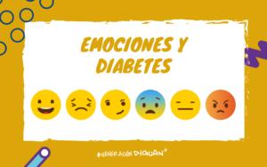 Controlar tus emociones ayuda a controlar tu diabetes.
